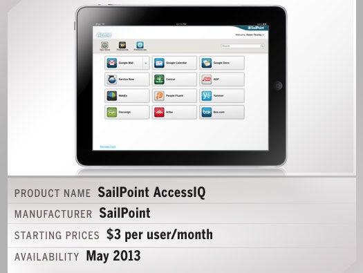 SailPoint AccessIQ