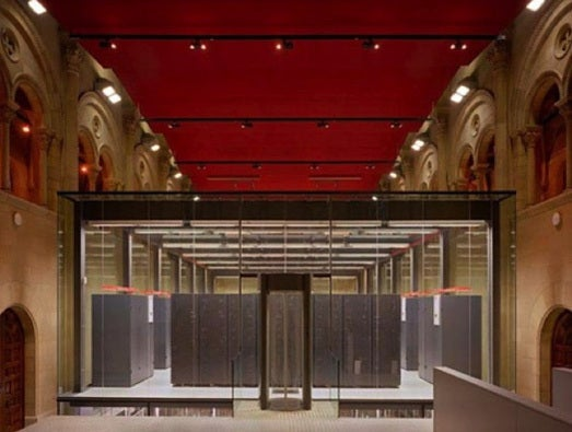 Barcelona Supercomputing Center, Spain