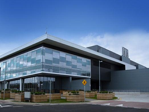 Microsoft Data Center, Dublin, Ireland