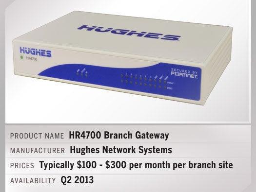 HR4700 Branch Gateway