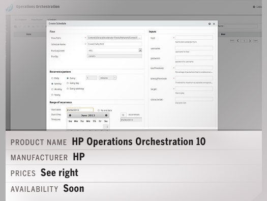 HP Operations Orchestration 10