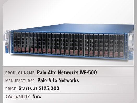 Palo Alto Networks WF-500