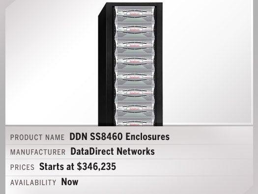 DDN StorageScaler S8460