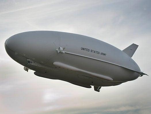 The Long Endurance Multi-Intelligence Vehicle