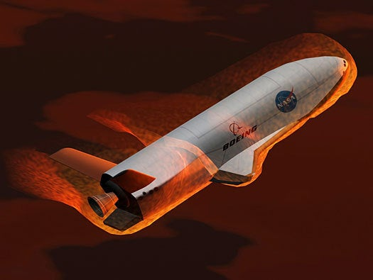 Air Force (NASA) X-37 Orbital Test Vehicle