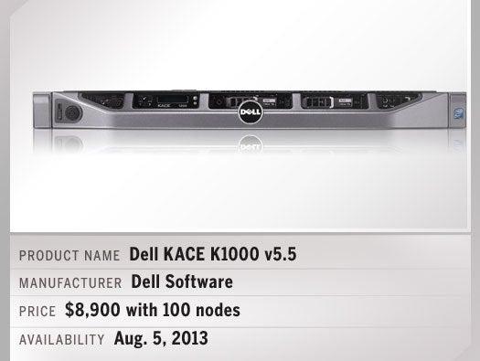 Dell KACE K1000 v5.5
