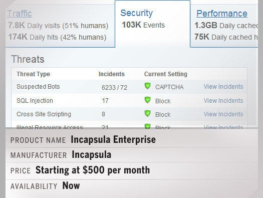 Incapsula Enterprise