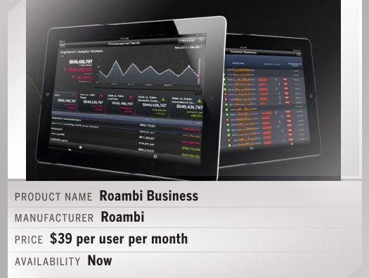Roambi Business