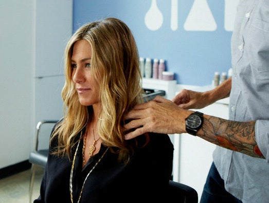 MIT's Jennifer Aniston hair care