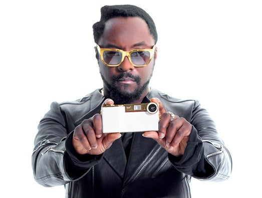 Will.i.am gets the iPhone picture