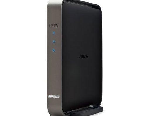Buffalo AirStation 1750 Gigabit Dual Band Wireless Router