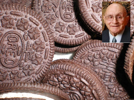 Sam Porcello, food scientist who created the Oreo cookie filling, at 76 in May
