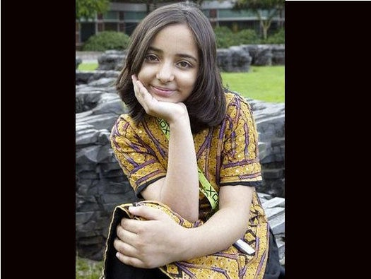Arfa Karim Randhawa, world's youngest Microsoft certified professional, at 16 in January