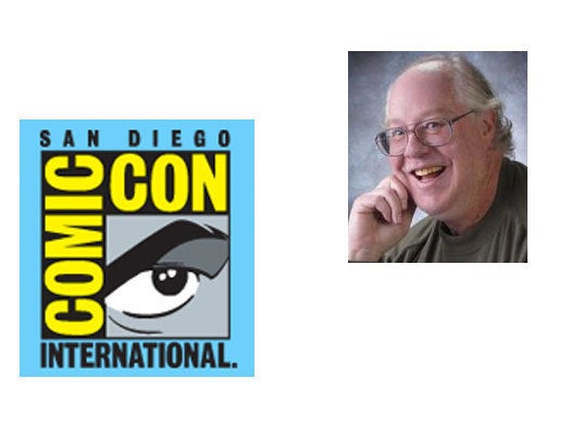 Richard Alf, co-founder of San Diego Comic-Con International, at 59 in January