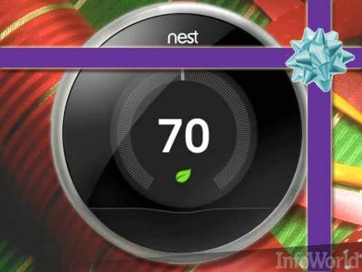 Nest Labs Nest Learning Thermostat