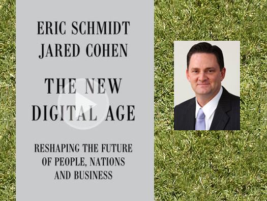 The New Digital Age book cover