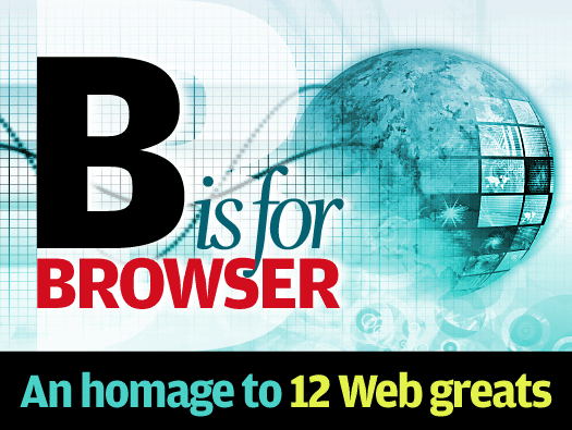 B is for browser