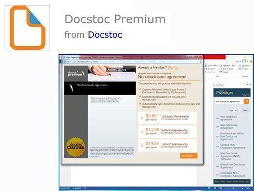 Docstoc Premium