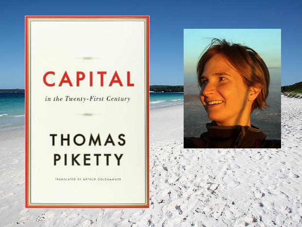 Elizabeth Leddy, Capital in the Twenty-first Century