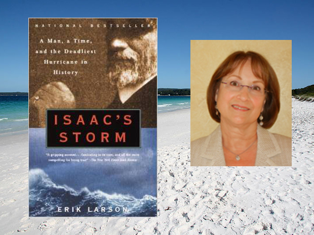 June Drewry, Isaac's Storm