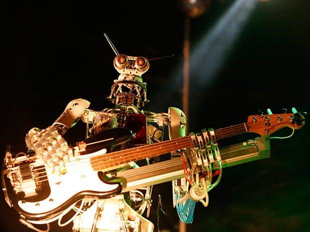 robot musician