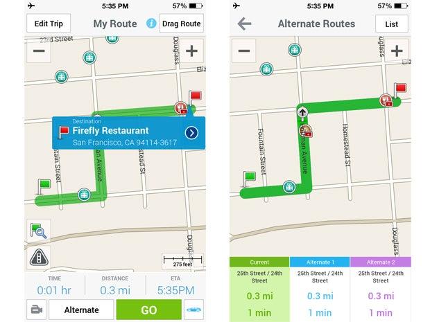 CoPilot Premium USA for Offline Maps