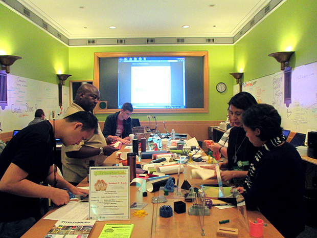 Harold Washington Library Center - Maker Lab