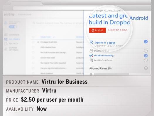 Virtru for Business