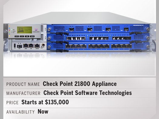 Check Point 21800 Appliance