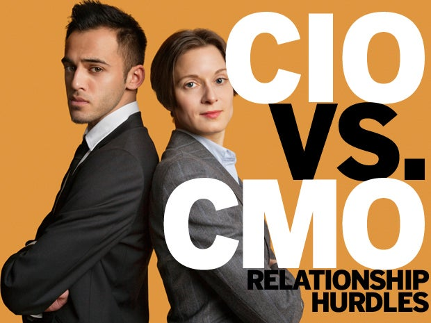 Where can I find more information on targeting CIOs through Relationship Marketing?