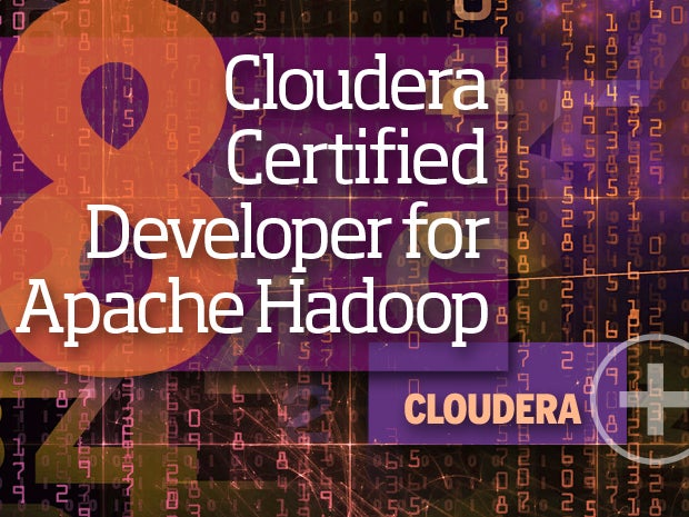 8. Cloudera Certified Developer for Apache Hadoop (CCDH) -- Cloudera