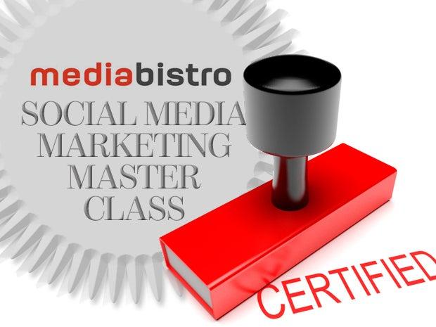 Mediabistro Social Media Marketing Master Class