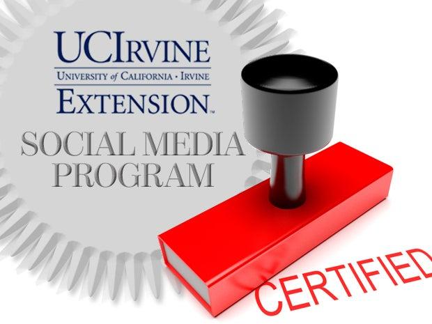 UC Irvine Social Media Program