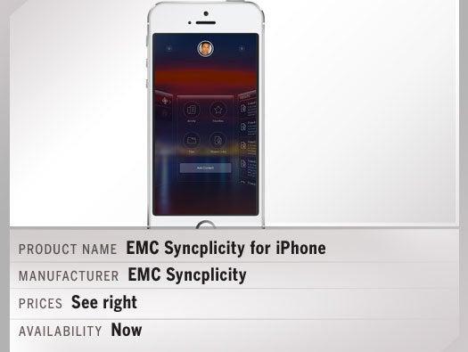 EMC Syncplicity