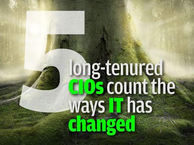 5 long-tenured CIOs