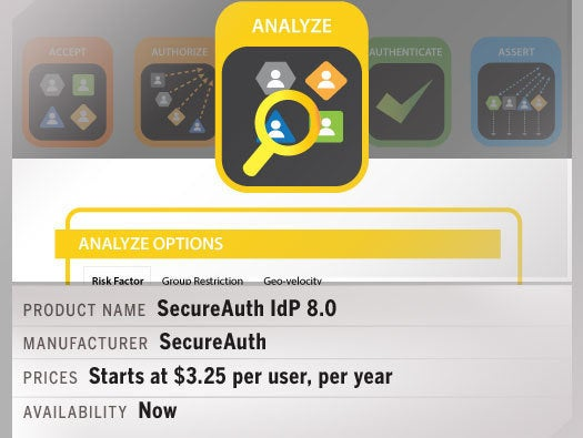 SecureAuth IdP 8.0