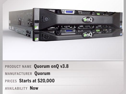 Quorum onQ v3.8