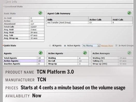 TCN Platform 3.0