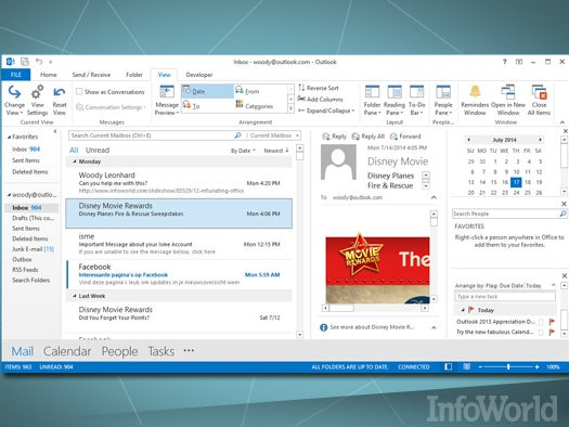 Bring back the Outlook 2010 features: ToDo, Activities, Journal