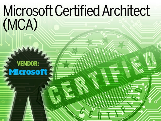 Microsoft Certified Architect (MCA)