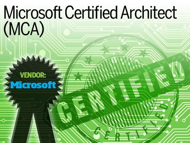 Microsoft Certified Architect (MCA)