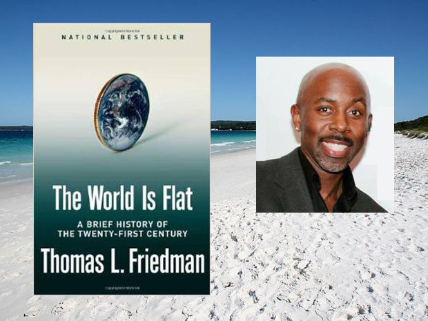 Eric Hamilton, The World Is Flat