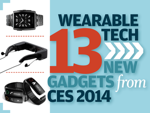 Wearable tech: 13 new gadgets from CES 2014