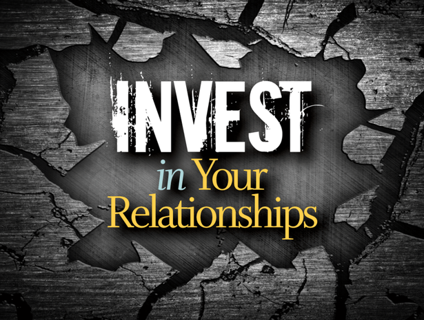 It\'s all about building relationships