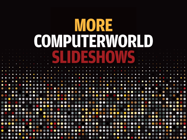more computerworld slideshows