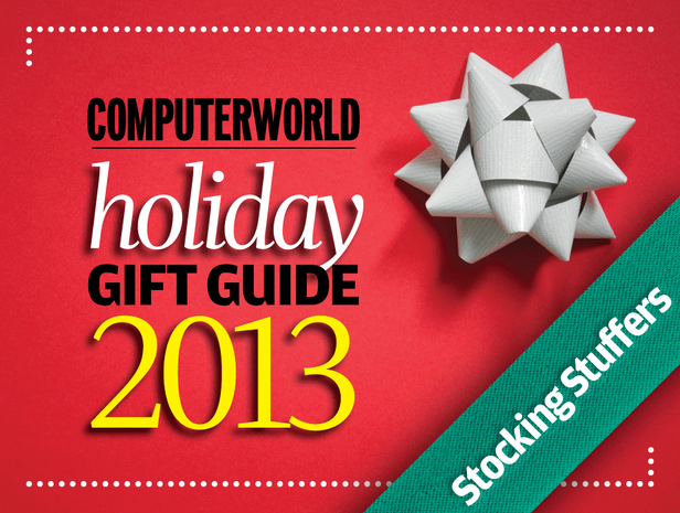 286d00f68d0 Computerworld's holiday gift guide 2013: Stocking stuffers ...