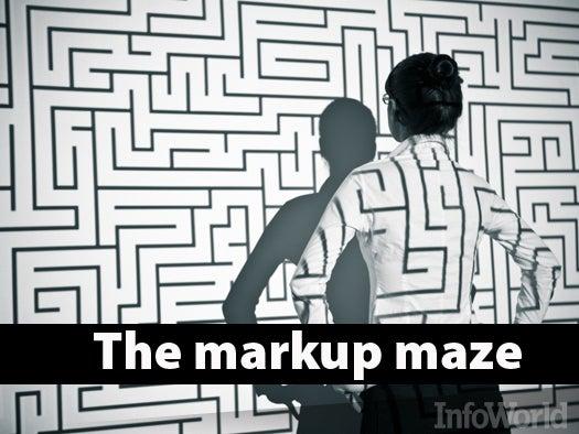 The markup maze