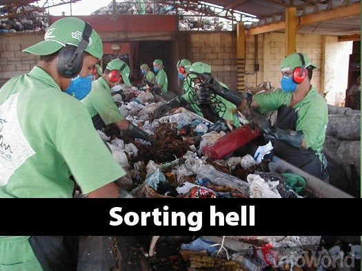Sorting hell
