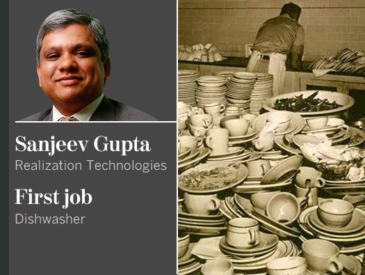 Sanjeev Gupta, Realization Technologies