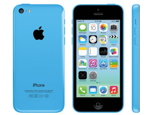 Apple iPhone 5C - iPhone Gets a Color Bath